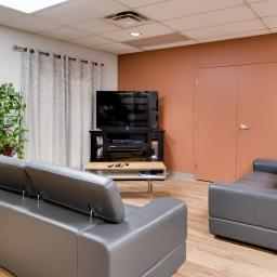Home theater , Résidence Le Mile-End