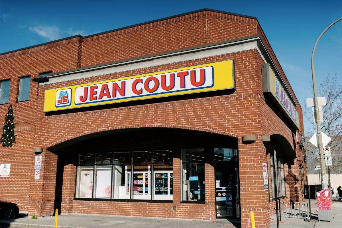 Jean-Coutu pharmacy